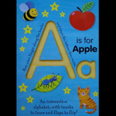 《A is for Apple》Recording by 阿ken