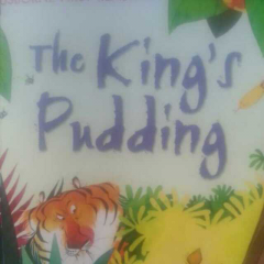 ben and po read the kings pudding